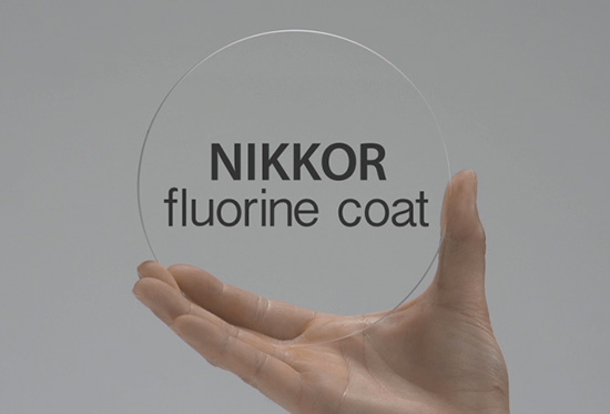 Nikkor-fluorine-coating-explained