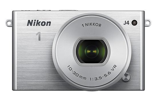 Nikon-1-J4-mirrorless-camera-silver
