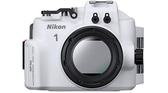 Nikon-1-WP-N3-underwater-waterproof-housing