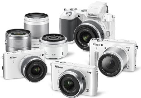 Nikon-1-mirrorless-cameras