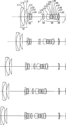 Nikon 10-145mm f:4-5.6 mirrorless lens patent