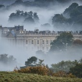 Chatsworth In The Mist - Peaky Views Range