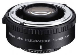 Nikon AF-S TC-14E II teleconverter (old version)