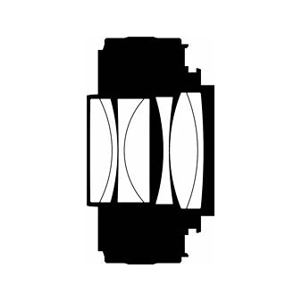 Nikon AF-S TC-14E III teleconverter lens design