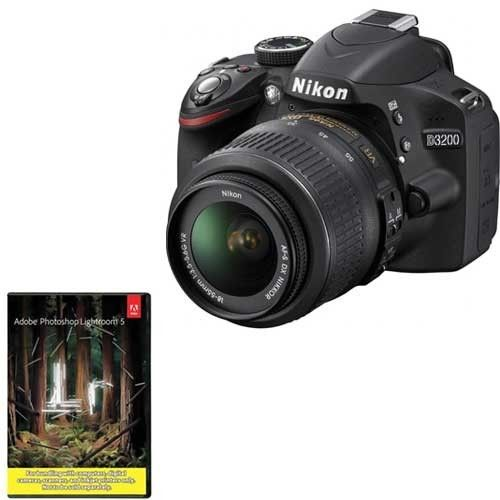 Deal of the day: refurbished Nikon 1 J1 and D3200 cameras ...