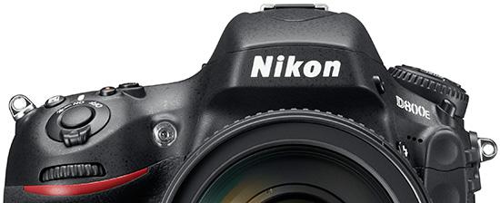 Nikon-D800E-camera