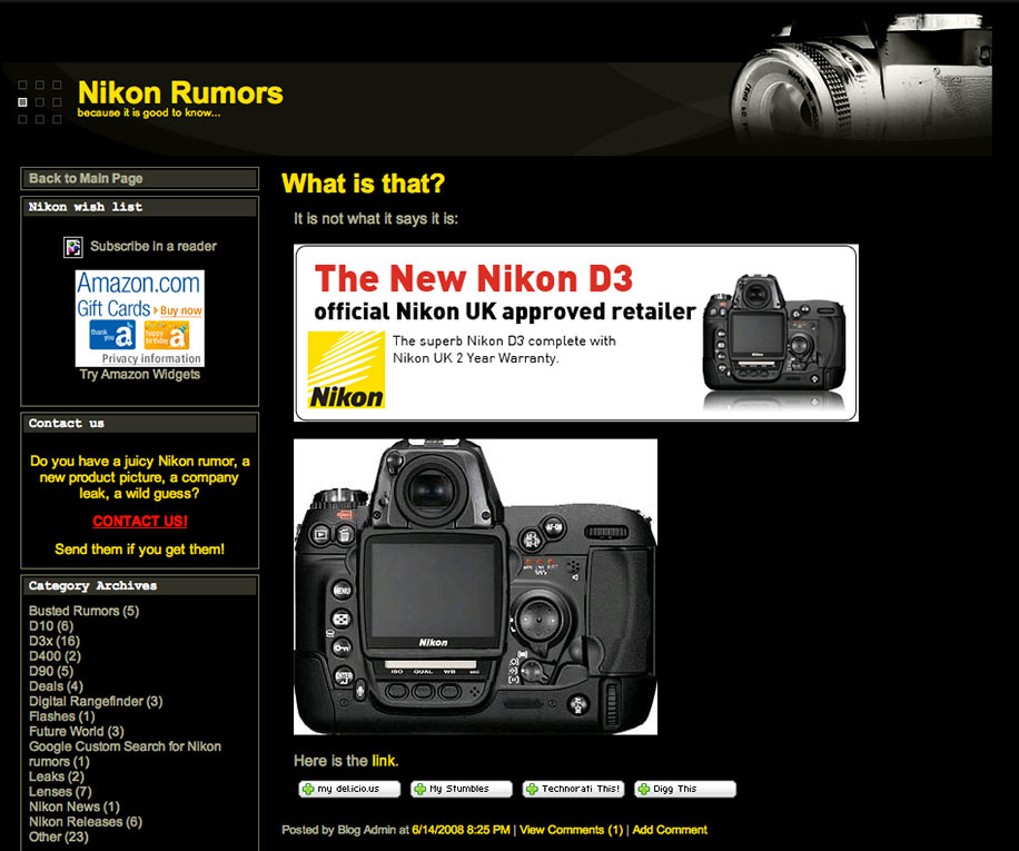 Nikon-Rumors-blog-2008