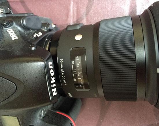 Sigma-50mm-f1.4-DG-HSM-Art-lens-on-a-Nikon-D800