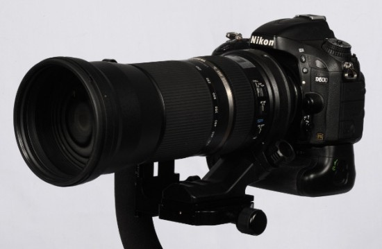 Tamron-SP-150-600mm-f5-6.3-Di-VC-USD-lens-on-Nikon-D600