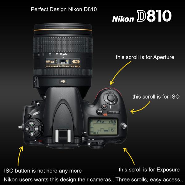 Nikon D810首張外流照?