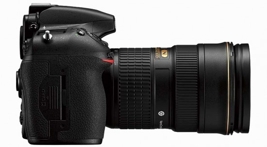 Nikon-D810-camera-right-view