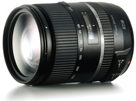 Tamron 28-300mm F:3.5-6.3 Di VC PZD full frame lens (Model A010) for DSLR cameras