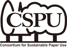 The Consortium for Sustainable Paper Use