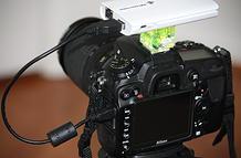 Xtreme Tether wireless remote transmitter for Nikon DSLR cameras