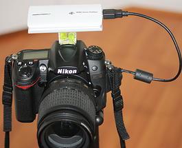 Xtreme Tether wireless remote transmitter for Nikon