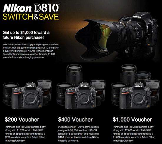 Nikon-D810-Switch-&-Save-promo