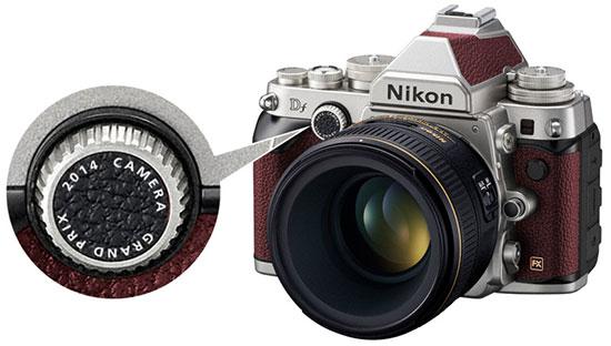 Nikon-Df-red-leather