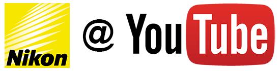 Nikon-YouTube-videos-logo