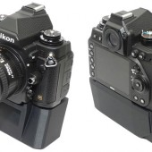 3D-printed-Nikon-Df-camera-grip