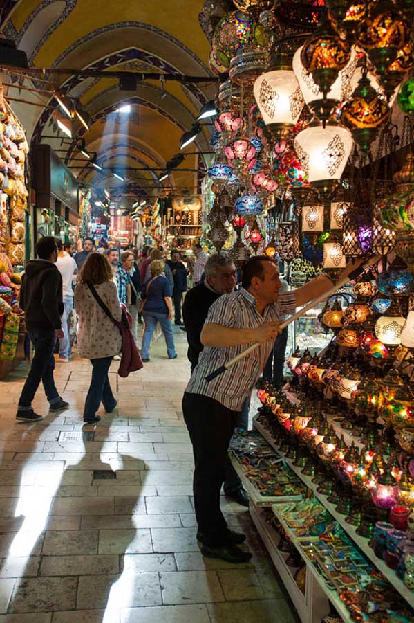 stanbul, Turkey:  Grand Bazaar