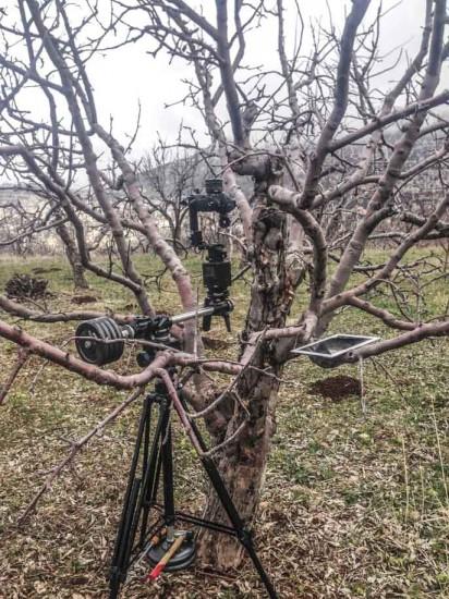 Creating spinning circular timelapse with Nikon DSLR camera 5