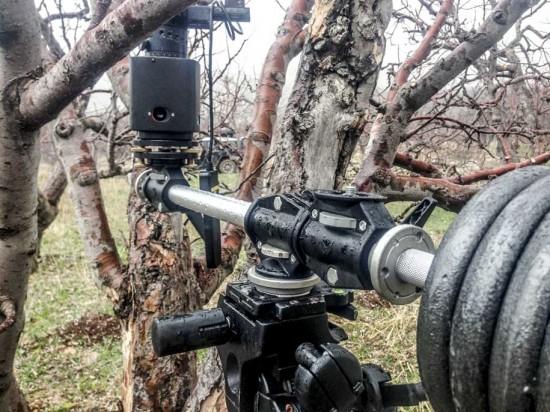 Creating spinning circular timelapse with Nikon DSLR camera 6