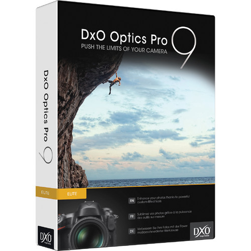 DxO Optics Pro 9.5.2 released with Nikon D810 support ( $149 for