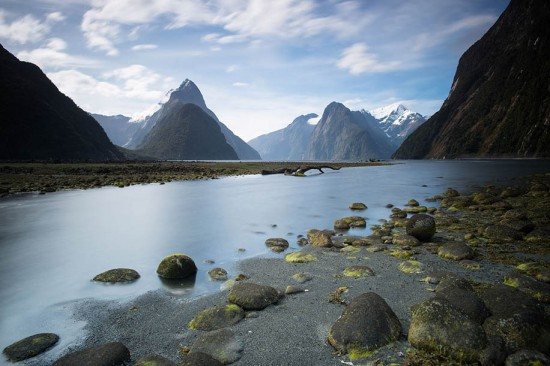 Fiordland National Park, New Zealand: Milford Sound