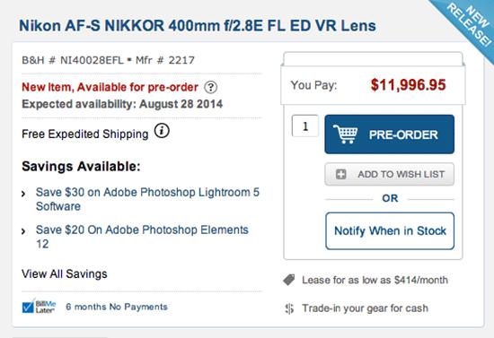 Nikkor-AF-S-400mm-f2.8E-FL-ED-VR-lens