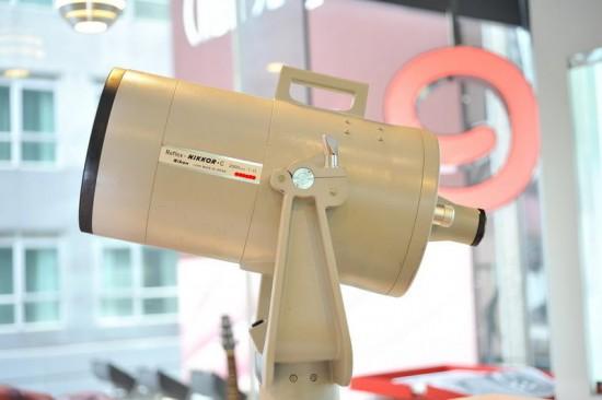 Nikkor Reflex 2000mm f:11 lens