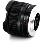 Rokinon 7.5mm f:8.0 RMC fisheye lens for Nikon 1 mount