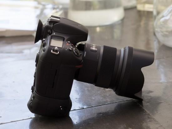 Sigma 50mm f/1.4 DG HSM Art lens review 3