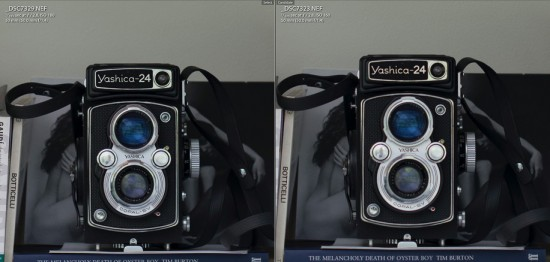 Sigma 50mm f/1.4 DG HSM Art lens test 1