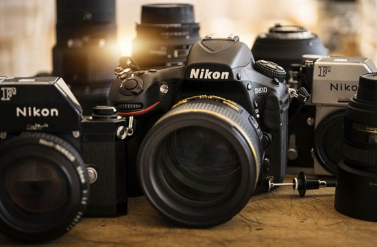 Nikon D810 camera hands-on review