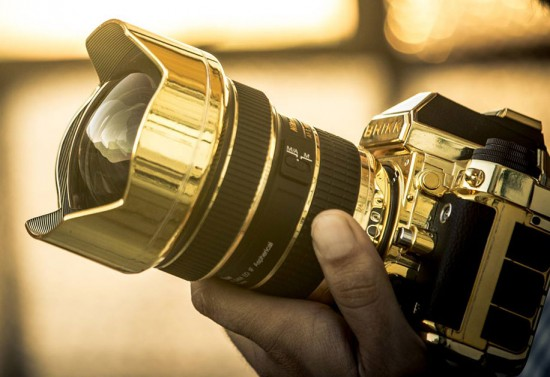 Brikk-Lux-Nikon-Df-camera-14-24mm-f2.8-lens-in-24k-gold