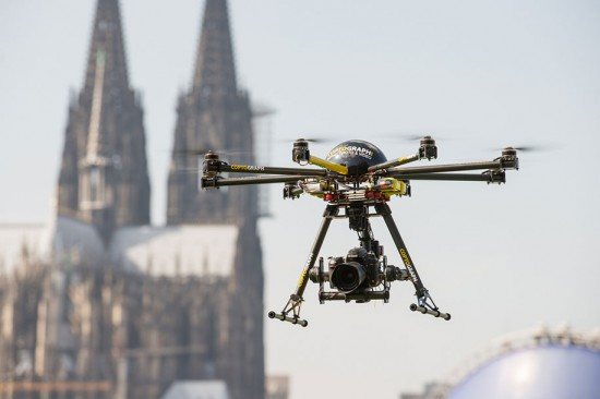 Nikon-750-attached-to-a-multicopter-at-Photokina-2014