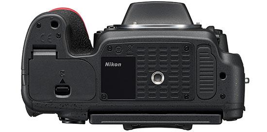 Nikon-D750-DSLR-camera-bottom