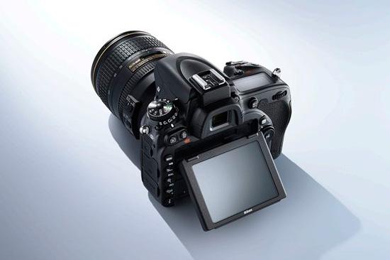 Nikon-D750-LCD-screen