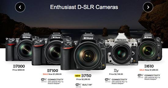 Nikon-D750-enthusiast-camera