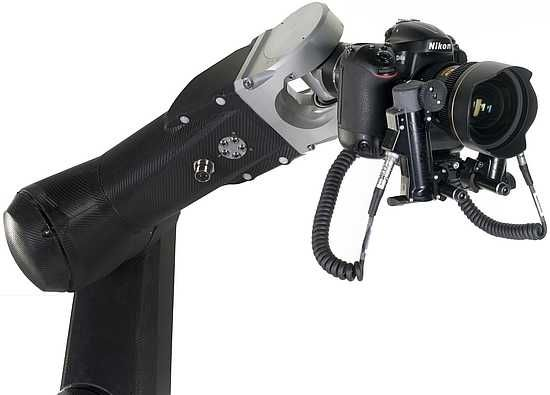 Nikon MRMC studio remote camera robot
