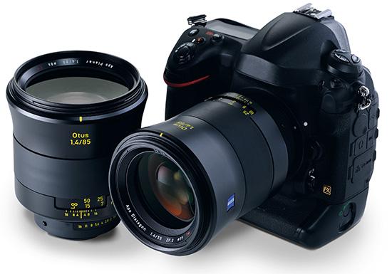 Zeiss-Otus-85mm-f1.4-Apo-Planar-T-lens-for-Nikon-F-mount