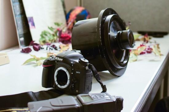 De Oude Delft 105mm f:0.75 lens with Nikon D610 camera