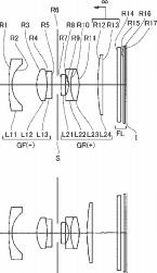Nikon 28mm f:2.8 lens patent