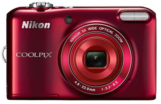 Nikon-Coolpix-L28-camera