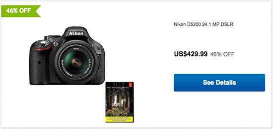 Nikon-D5200-deal