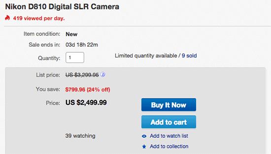 Nikon-D810-camera-price-drop