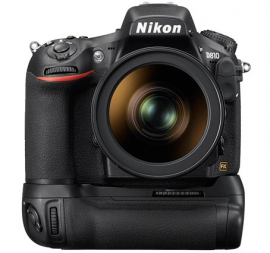 Nikon-D810-camera-with-battery-grip