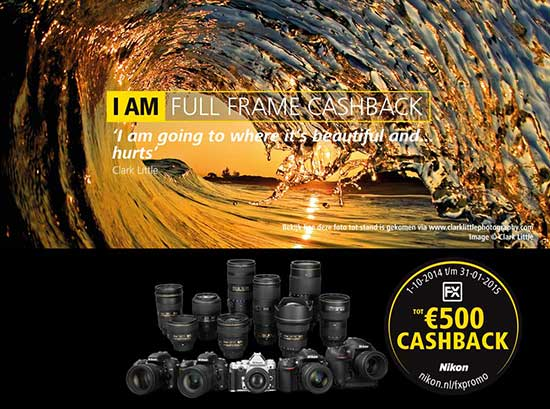 Nikon-cashback-promo-in-the-Netherlands