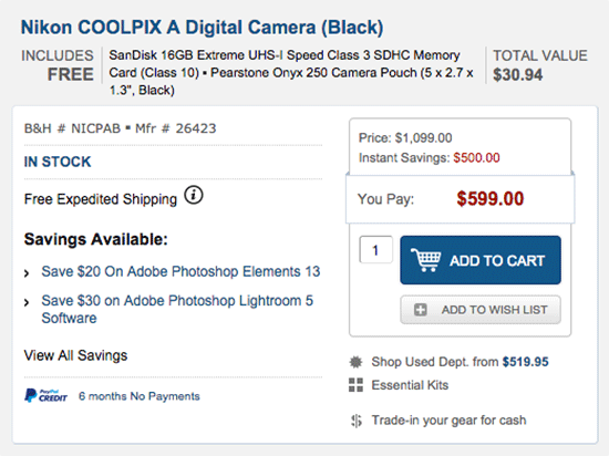 Nikon-Coolpix-A-camera-price-drop