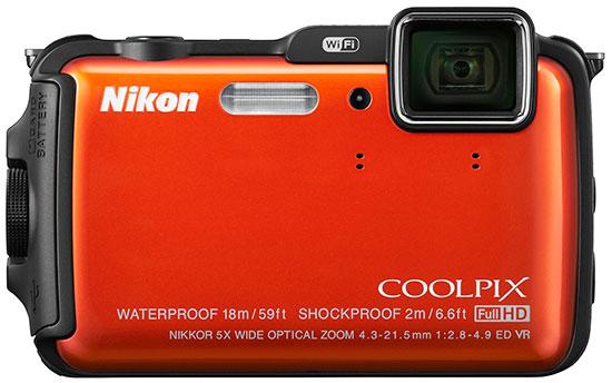 Nikon-Coolpix-AW120-underwater-camera